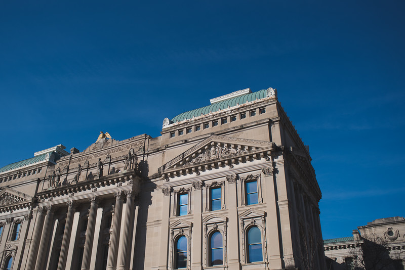 Indiana Capitol Photographs