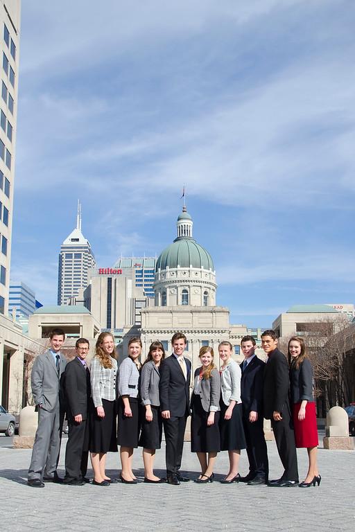 Indiana I – Staff – 2013