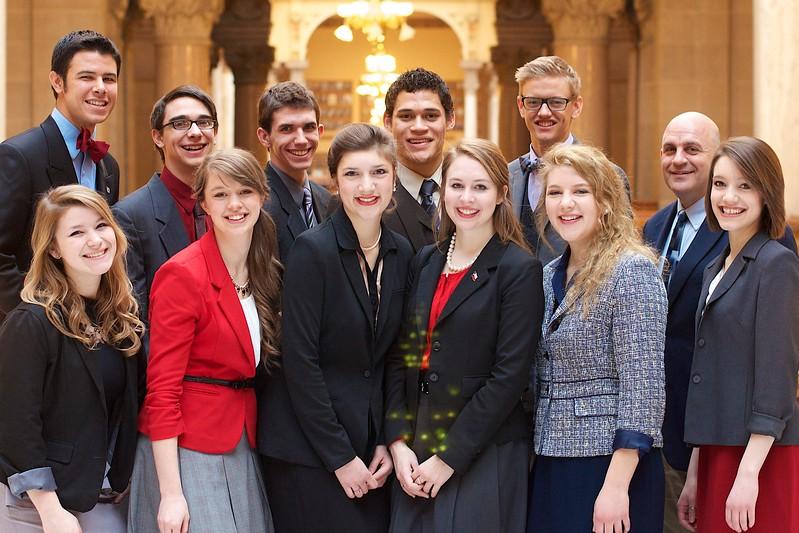 Indiana I – Staff – 2014