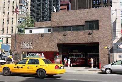 Firehouse Manhattan 48th St @ 8th Ave
