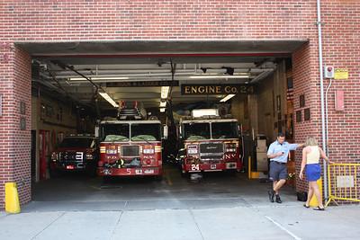 Firehouse Manhattan 6th Ave @ Houston Street