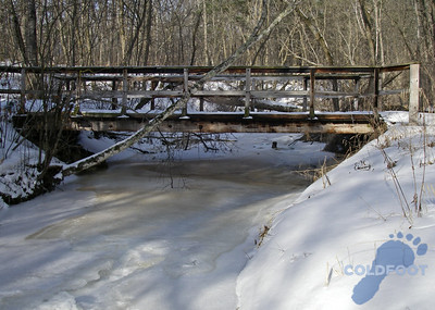 Wild River State Park Winter 2009