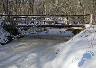 Wild River State Park Winter 2009