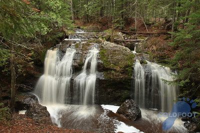 Amnicon Falls State Park Now And Then Falls May 2011