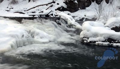 Willow River State Park Winter 2011