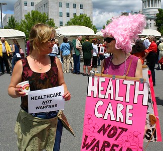 09.05.30 Maine Single Payer Health Rally in Augusta