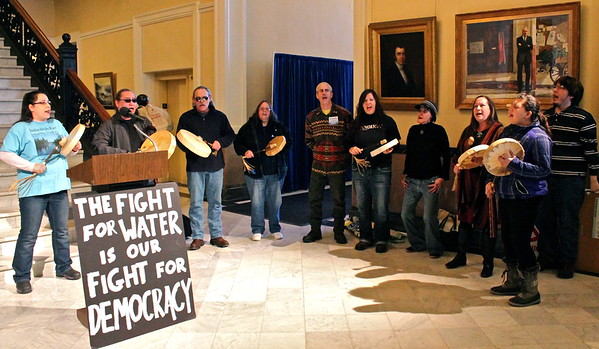 15.01.08 Third Annual Rally for Unity at State House