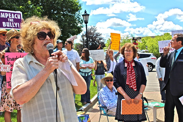 15.06.30 Impeach Governor LePage Rally at State House