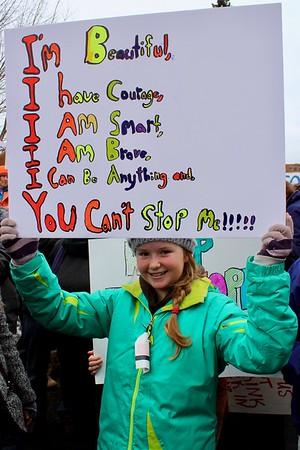 17.01.21 Women's March on Augusta