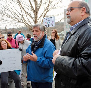 17.02.25 Augusta Rally to Save the ACA and Social Security
