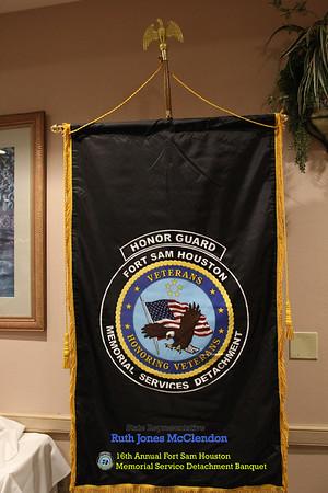 16th Annual Fort Sam Houston Memorial Service Detachment Banquet 2014 cam 1