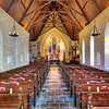 Photos of the Church of the Holy Cross in Stateburg, SC