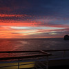 Sunrise over Cabo