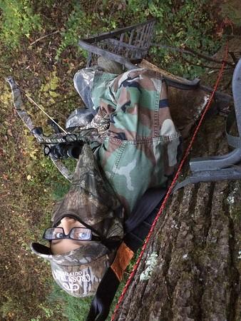 Archery Deer Hunt 10/23/15 - 10/25/15