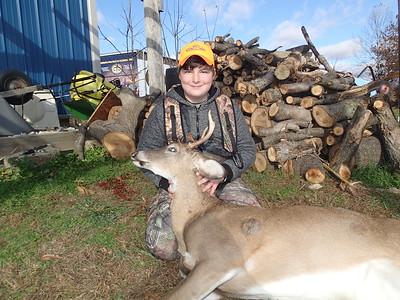 Firearm Deer Hunt 11-2016