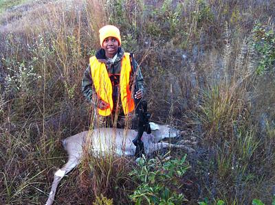 Muzzleloader Deer Hunt 10-2013
