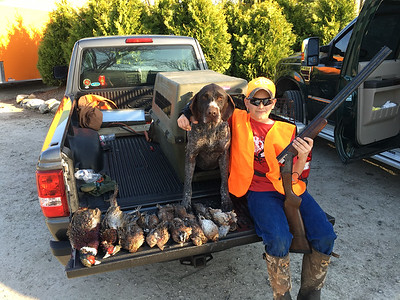 Upland Bird Hunt w/ Cole Paceley