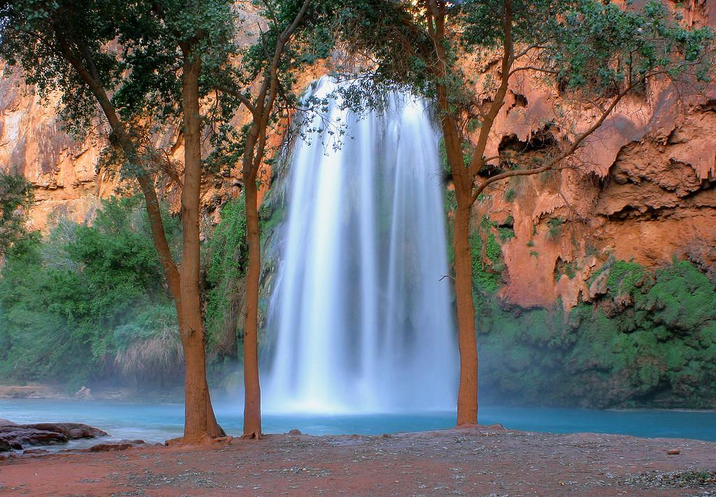 Havasu Falls - Havasupai Indian Reservation, Arizona
