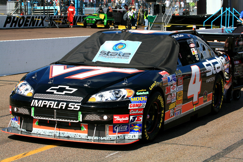 Ward Burton, a Virginia native, honored the students who passed away at Virginia Tech