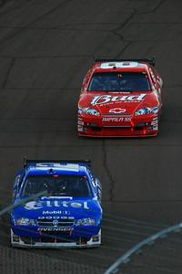 Ryan Newman & Dale Earnhardt Jr.