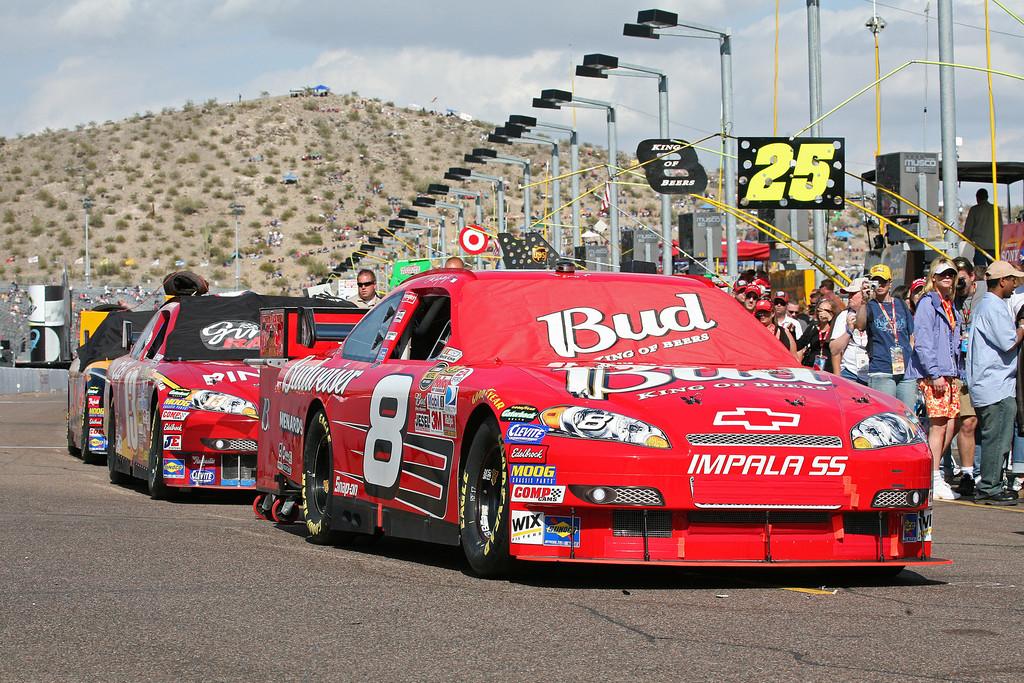 Dale Earnhardt Jr. - Pre Race
