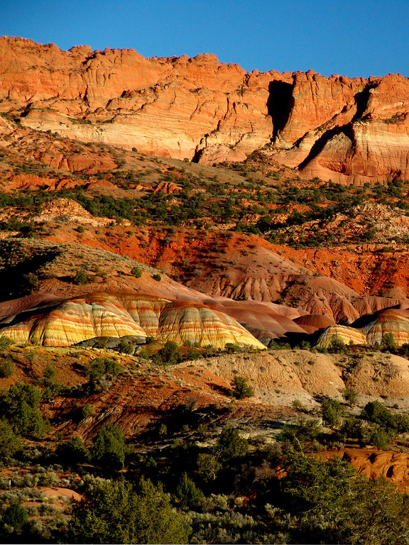 Vermillion Cliffs Wilderness Area - Arizona