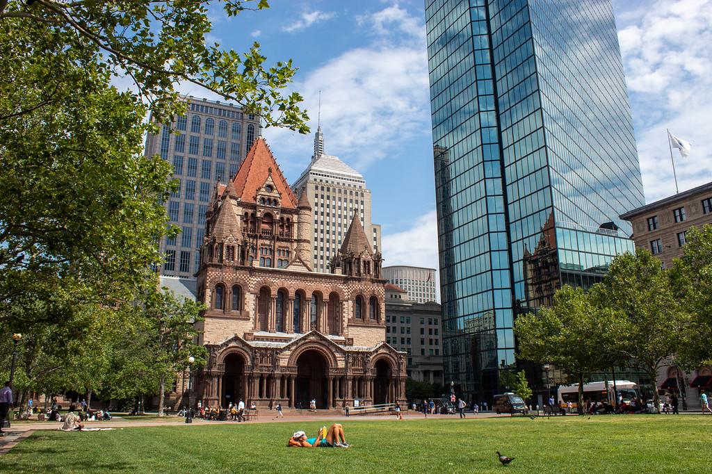 Copley Square, Boston