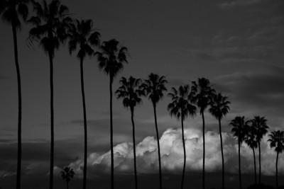 Storm Front - La Jolla, California