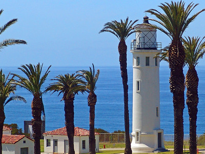 Point Vicente Lighthouse - Rancho Palos Verdes, California