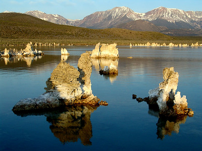Mono Lake - Lee Vining, California