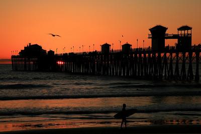 Oceanside Pier - Oceanside, California
