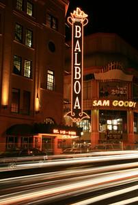 Balboa District - San Diego, California