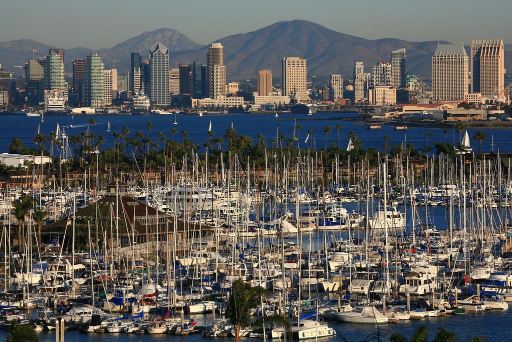 San Diego Harbor - San Diego, California