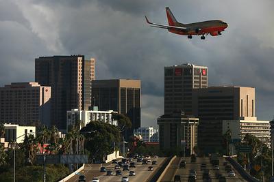 Flight Over San Diego - San Diego, California