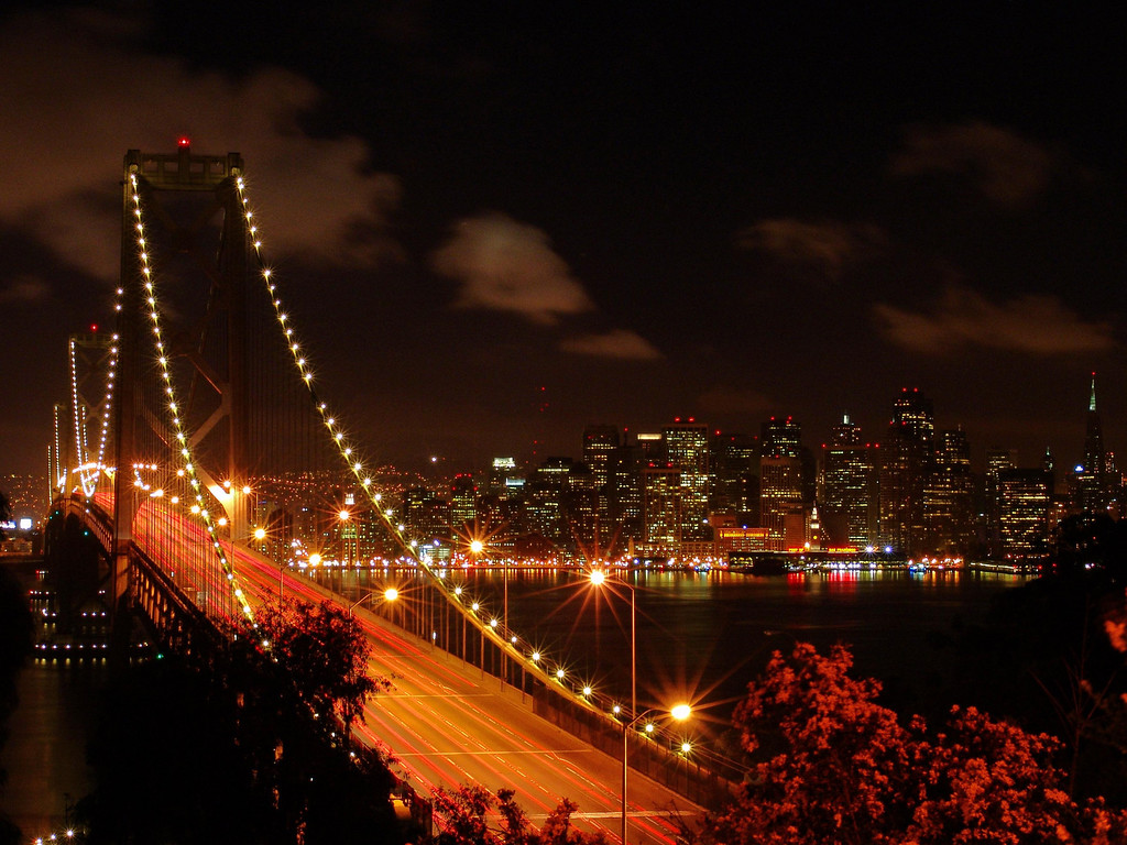 Bay Bridge - San Francisco, California