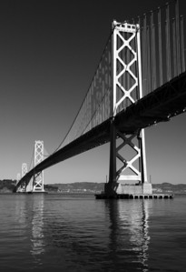 Bay Bridge - San Francisco, California