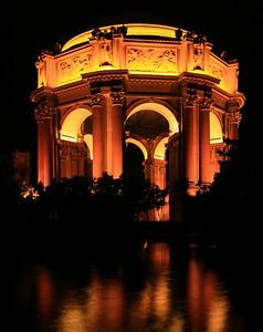 Palace of Fine Arts - San Francisco, California