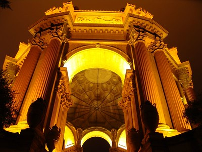 The Palace Of Fine Arts - San Francisco, CA