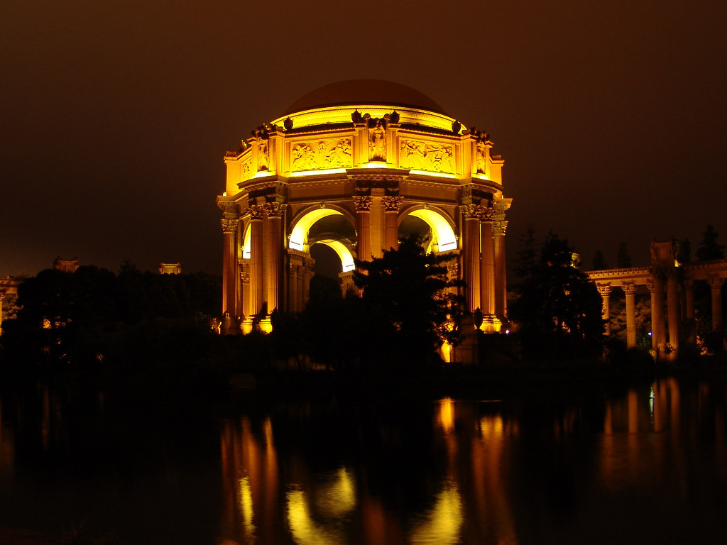 The Palace Of Fine Arts - San Francisco, CA