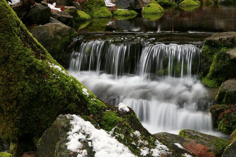 Hidden Falls - Yosemite National Park, CA