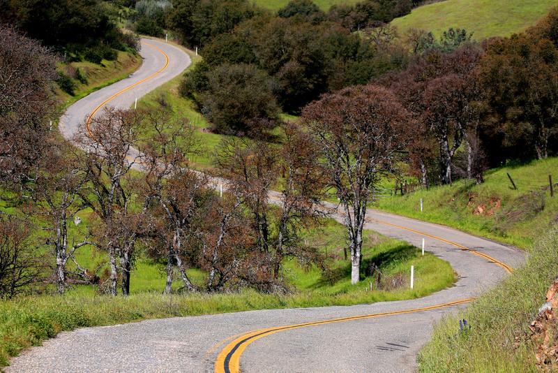 """Road to Yosemite"""