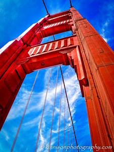Golden Gate Bridge Support