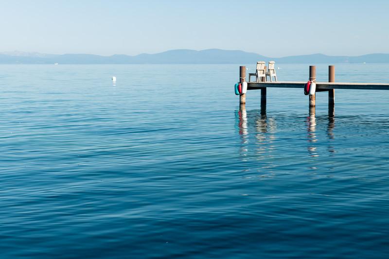 Morning At Lake Tahoe