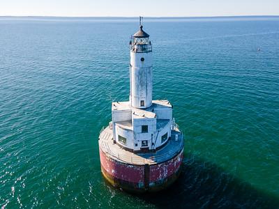 Cleveland Ledge Lighthouse