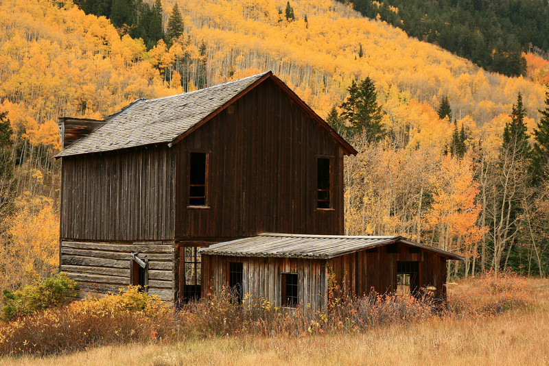 Ashcroft Ghost Town - Aspen, CO