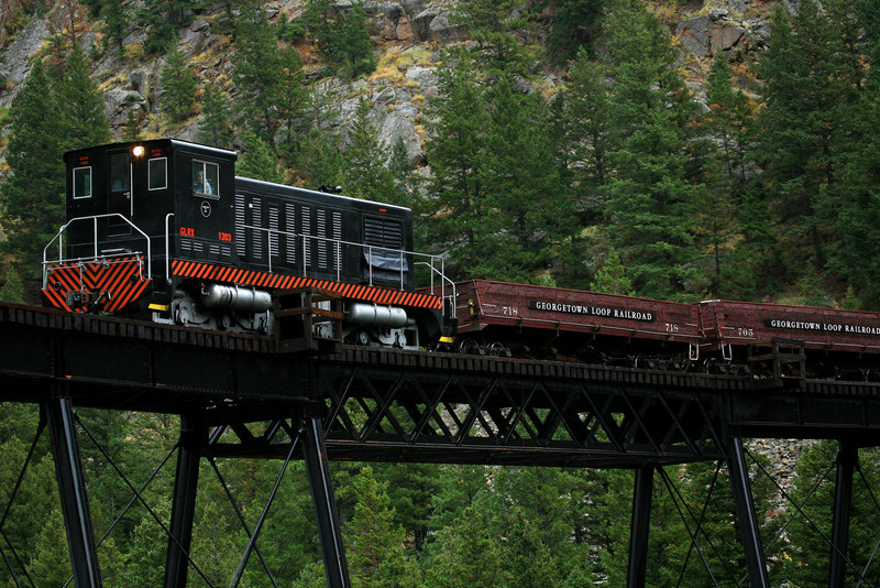 Loop Railroad - Georgetown, CO