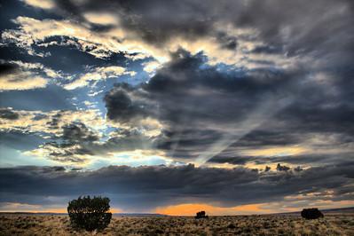 Colorado Western Slope Sunset