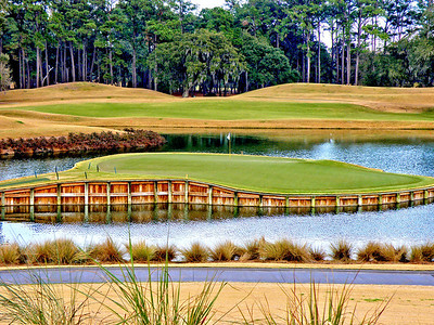 Number 16 at Sawgrass