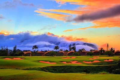 Bali Hai Golf - Kauai, Hawaii