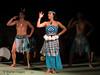 Hawaiian Dancers at Luau